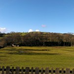 View from Lon Lodges, Lon Lodges farm, Powys, Mid Wales