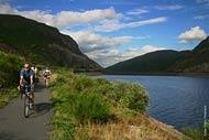Lower Elan Reservoir, Rhayader, Powys, Mid Wales