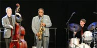 brecon jazz festival, Mid Wales