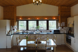 luxury holiday lodge accommodation