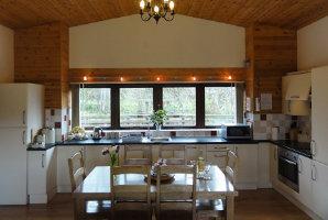luxury holiday lodge accommodation