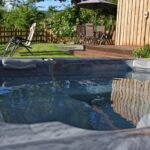 Sycamore Lodge hot tub