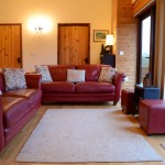 Ash Lounge - Luxury hot tub holiday accommodation in Wales