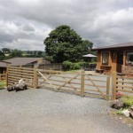 Lon Lodges - Luxury hot tub holiday accommodation in Wales