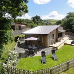 Lon Lodges 5 star self catering accommodation, Powys, Mid Wale