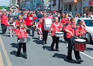 Rhayader Carnival - activities in Powys, Mid Wales