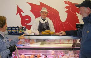 bob the butcher - 5 star self catering accommodation, Powys, Mid Wales
