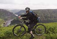Cycling holidays in Mid Wales