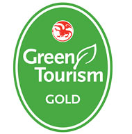 Lon Lodges self catering cottage holidays - green tourism award