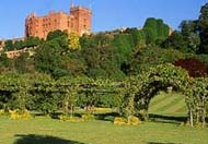 Places to visit in Mid Wales - Powis Castle, Powys