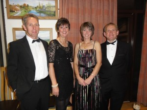 The Powys Business Awards 2012 Dinner
