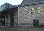 Rhayader leisure centre